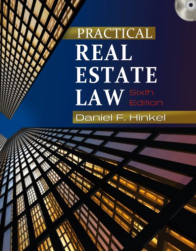 Practical Real Estate Law  6th 2011 edition cover