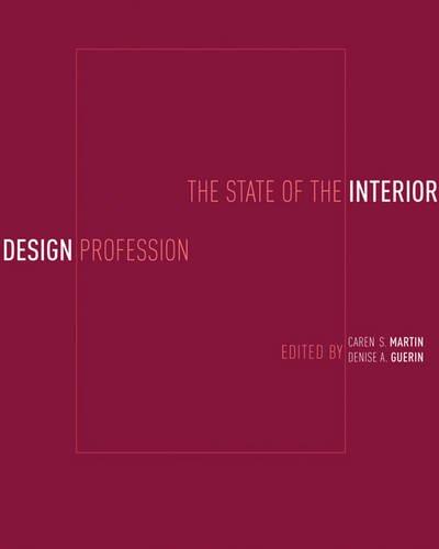 State of the Interior Design Profession   2010 edition cover