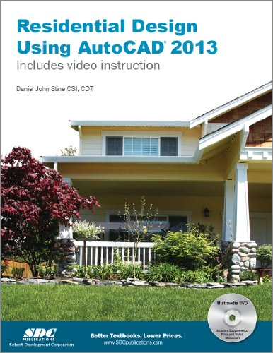 Residential Design Using AutoCAD 2013  N/A edition cover