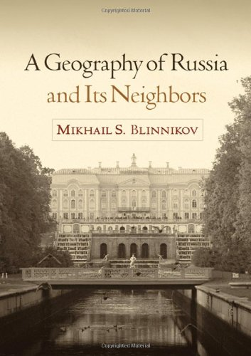 Geography of Russia and Its Neighbors   2011 edition cover