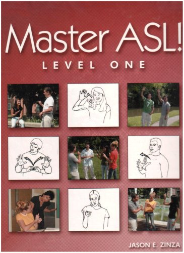 Master ASL! -- Level One 1st 2006 9781881133209 Front Cover