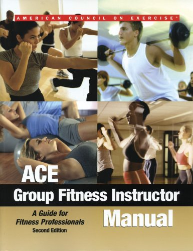 Ace Fitness Instruction Manual:  2nd 2009 edition cover