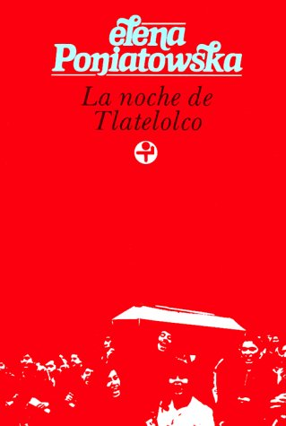 Tlatelolco 1st 1971 edition cover