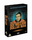 The Six Million Dollar Man - Season One - 6-DVD Box Set ( The Six Million Dollar Man - Season 1 ) [ NON-USA FORMAT, PAL, Reg.2 Import - United Kingdom ] System.Collections.Generic.List`1[System.String] artwork