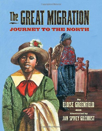 Great Migration Journey to the North  2010 edition cover