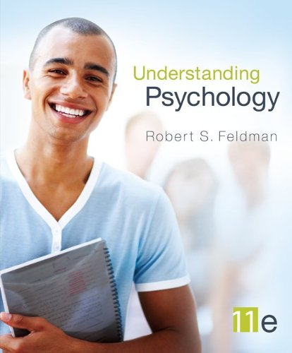 Understanding Psychology  11th 2013 edition cover