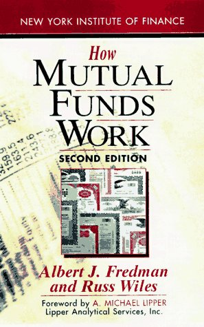 How Mutual Funds Work  2nd 1998 9780138397210 Front Cover