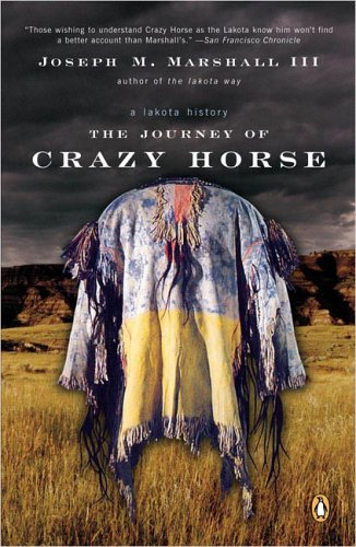 Journey of Crazy Horse A Lakota History  2005 edition cover