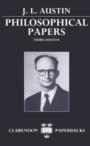 Philosophical Papers  3rd 1979 (Revised) 9780192830210 Front Cover
