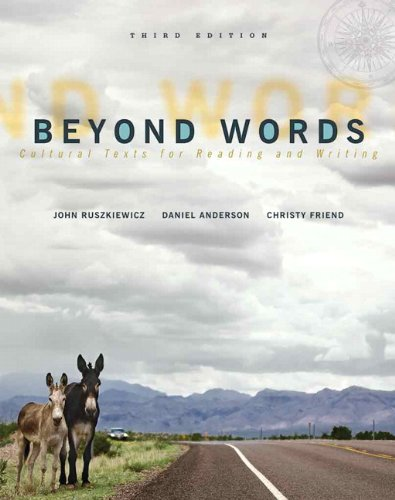 Beyond Words  3rd 2012 (Revised) edition cover