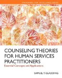 Counseling Theories for Human Services Practitioners Essential Concepts and Applications  2015 edition cover