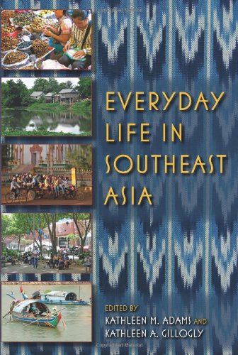 Everyday Life in Southeast Asia   2011 9780253223210 Front Cover