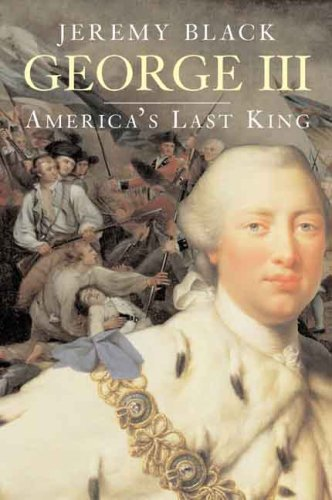 George III America's Last King  2008 edition cover