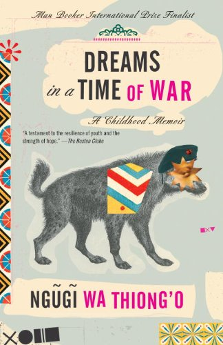 Dreams in a Time of War A Childhood Memoir N/A edition cover