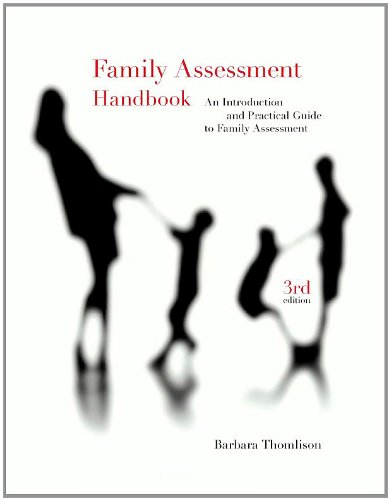 Family Assessment Handbook An Introductory Practice Guide to Family Assessment 3rd 2010 edition cover