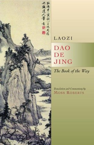 Dao de Jing The Book of the Way  2004 edition cover