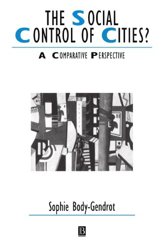 Social Control of Cities A Comparative Perspective  2000 edition cover