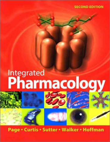 Integrated Pharmacology  2nd 2002 edition cover