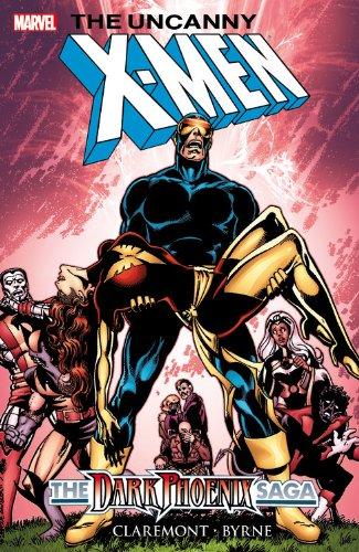 X-Men Dark Phoenix Saga  2012 edition cover