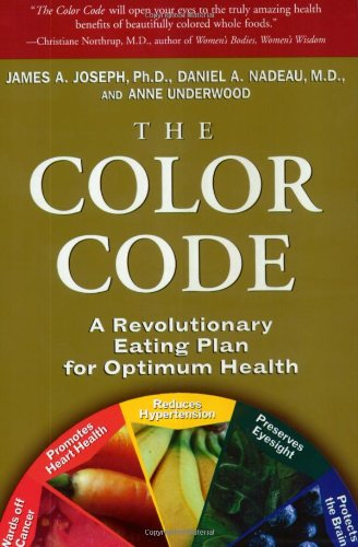 Color Code A Revolutionary Eating Plan for Optimum Health  2003 edition cover