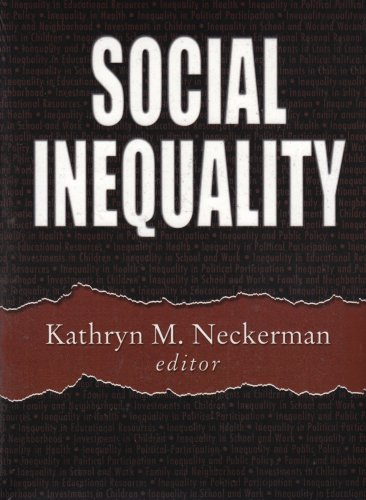 Social Inequality   2004 edition cover