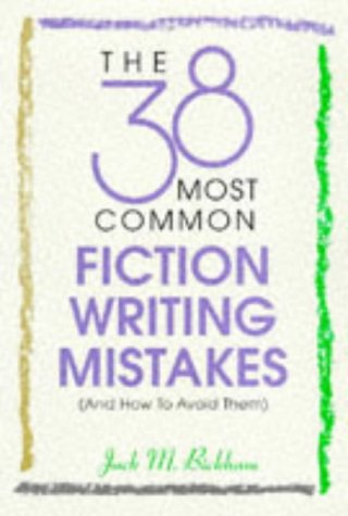 38 Most Common Fiction Writing Mistakes (And How to Avoid Them)  1997 edition cover