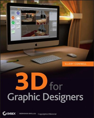 3D for Graphic Designers   2011 9781118004210 Front Cover