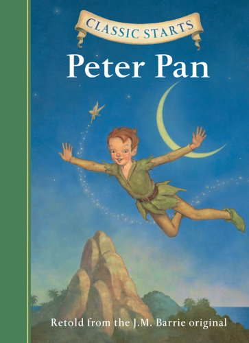 Peter Pan   2009 9781402754210 Front Cover