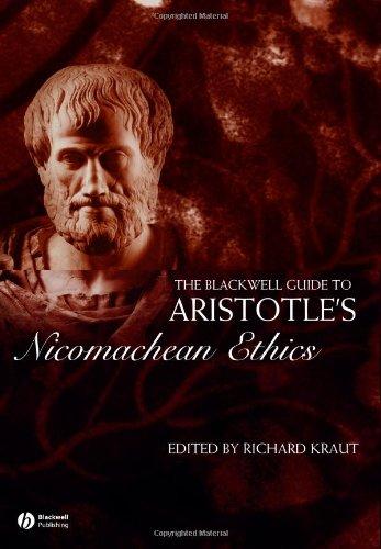 Aristotle's Nicomachean Ethics   2006 (Revised) edition cover