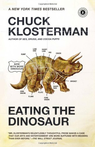Eating the Dinosaur   2010 edition cover