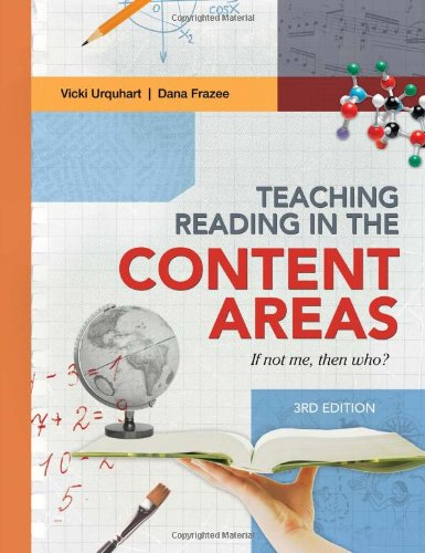Teaching Reading in the Content Areas If Not Me, Then Who?, 3rd Edition 3rd 2012 edition cover