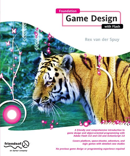 Foundation Game Design with Flash   2009 edition cover
