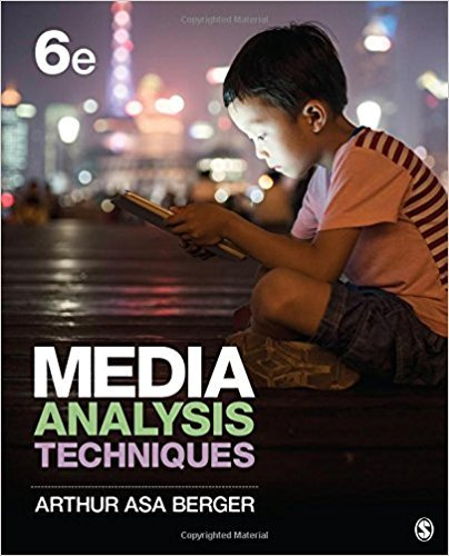 Media Analysis Techniques  6th 2019 9781506366210 Front Cover