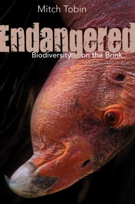 Endangered Biodiversity on the Brink  2010 9781555917210 Front Cover
