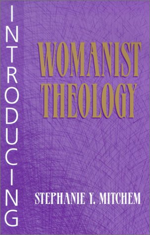 Introducing Womanist Theology   2002 edition cover