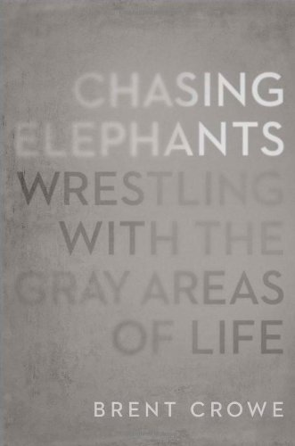 Chasing Elephants Wrestling with the Gray Areas of Life  2010 edition cover