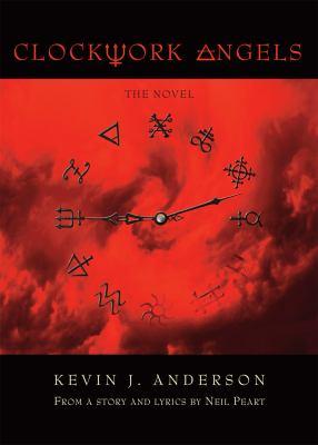 Clockwork Angels The Novel  2012 edition cover