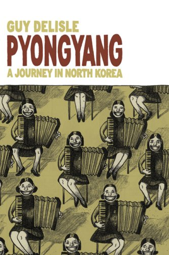 Pyongyang A Journey in North Korea  2007 edition cover