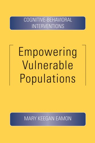 Empowering Vulnerable Populations Cognitive-Behavioral Interventions  2008 edition cover