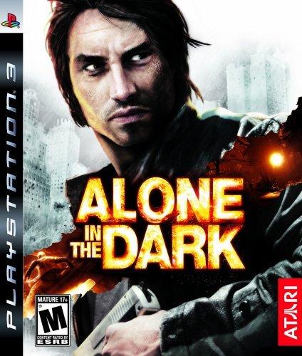 Alone in the Dark: Inferno PlayStation 3 artwork