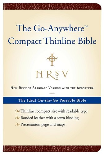 Go-Anywhere Compact Thinline Bible  N/A edition cover