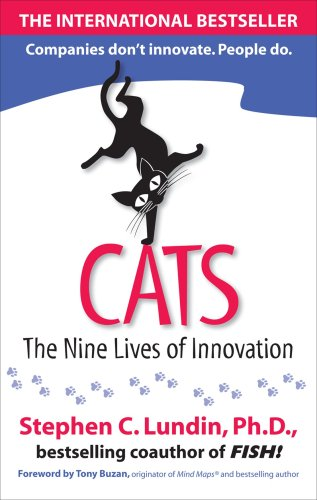 Cats The Nine Lives of Innovation  2009 edition cover