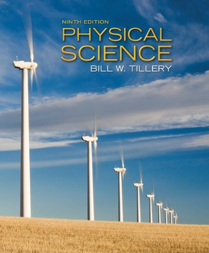Physical Science  9th 2012 edition cover