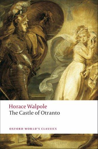 Castle of Otranto   2008 9780199537211 Front Cover