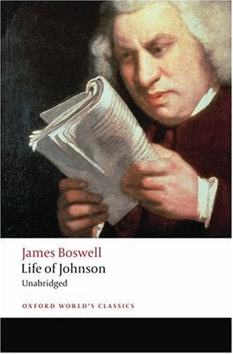 Life of Johnson   2008 edition cover