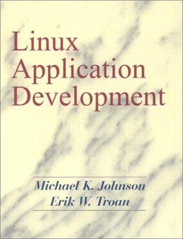 Linux Application Development  1st 1998 edition cover