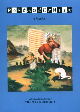 Postmodernism A Reader  1993 edition cover