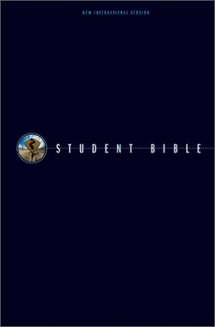 Niv Student Rev Comp Compact Edition  2002 (Revised) edition cover