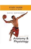 Study Guide for Essentials of Anatomy and Physiology  6th 2013 (Revised) edition cover