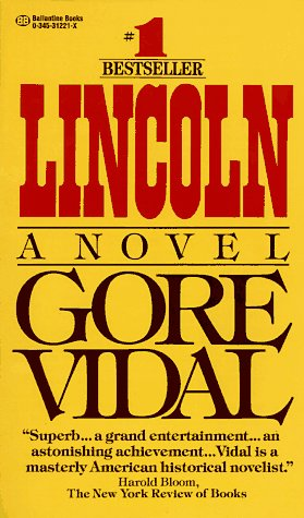 Lincoln  N/A edition cover